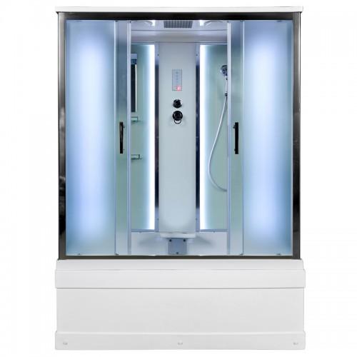 Душевой бокс Deto EM 4516 LED (160x85)